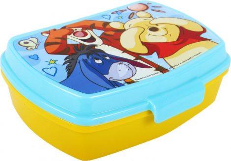 Disney Micimackó szendvicsdoboz / uzsonnás doboz