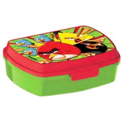 Angry Birds szendvicsdoboz / uzsonnás doboz