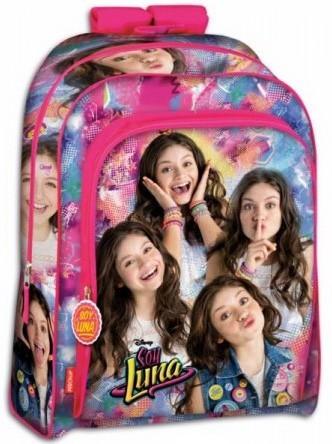 8f21fa808e Disney Soy Luna iskolatáska - Mese Bazár - Disney gyerekjáték ...