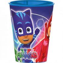 Pizsihősök pohár
