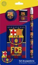 FCB Barcelona írószer szett (4 db-os)