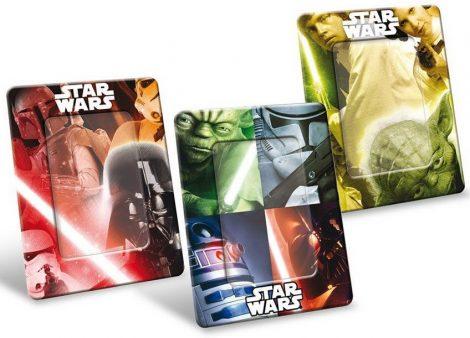 Star Wars fém képkeret