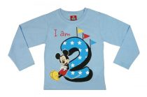 Disney Mickey szülinapos póló - 2 éves