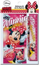 Disney Minnie írószer szett (6 db-os)
