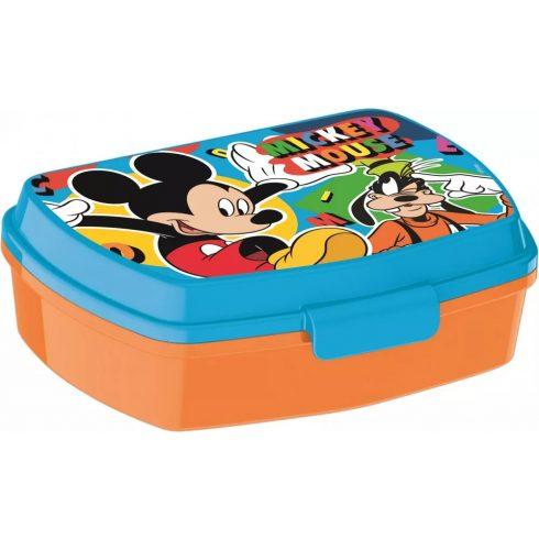 Disney Mickey szendvicsdoboz / uzsonnás doboz