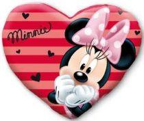 Disney Minnie szív alakú párna