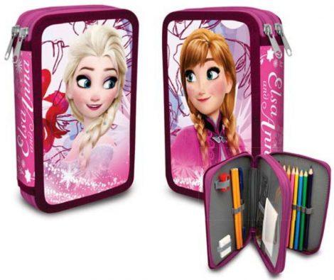 Disney Jégvarázs 2 emeletes töltött tolltartó
