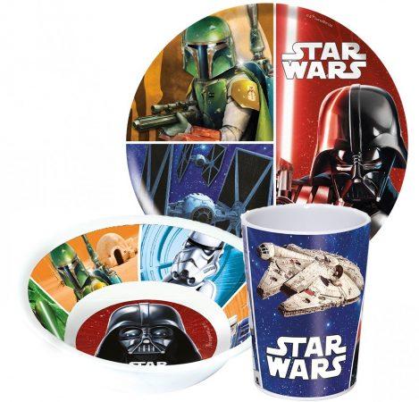 Star Wars étkészlet