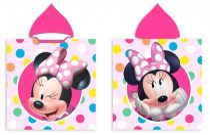 Disney Minnie poncsó
