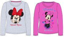 Disney Minnie póló csillogó mintával (3-8 év)