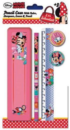 Disney Minnie tolltartó szett (5 db-os)