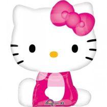 Hello Kitty fólia lufi - 69 cm-es