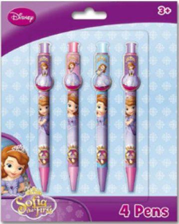 Disney Szófia Hercegnő toll szett