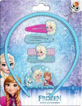 Disney Jégvarázs hajcsat, hajgumi, hajpánt szett