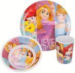 Disney Hercegnők étkészlet