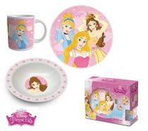 Hercegnők porcelán étkészlet