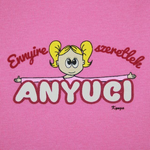 5ec8b75337 Vicces, feliratos hosszú ujjú body - Ennyire szeretlek Anyuci - Mese ...