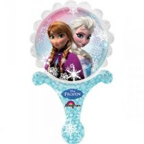 Disney Jégvarázs kézi fólia lufi