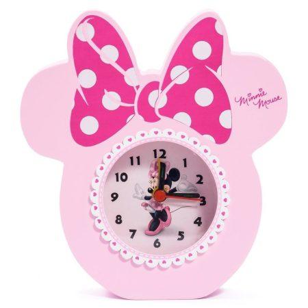 Disney Minnie fa ébresztőóra