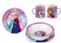 Disney Jégvarázs porcelán étkészlet díszdobozban
