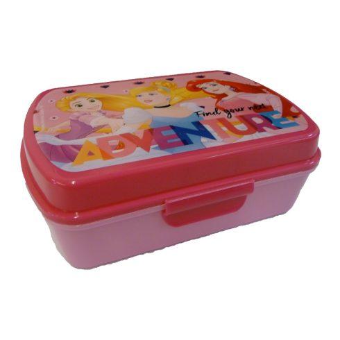 Disney Hercegnők szendvicsdoboz / uzsonnás doboz