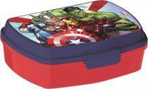Bosszúállók - Marvel szendvicsdoboz (uzsonnás doboz)