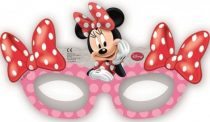 Disney Minnie álarc (6 db-os)