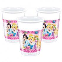Disney Hercegnők parti pohár (8 db-os)