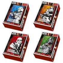 Star Wars mini puzzle (54 db-os)