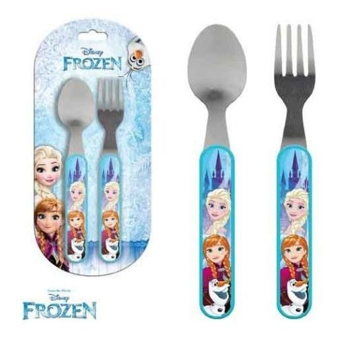 Disney Jégvarázs evőeszköz készlet