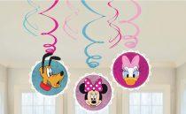 Disney Minnie szalag dekoráció (3 db-os)