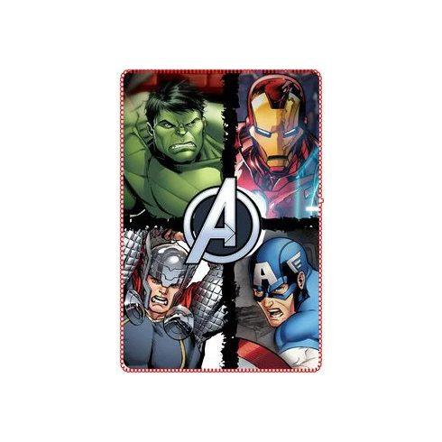 Marvel Bosszúállók / Avengers polár takaró