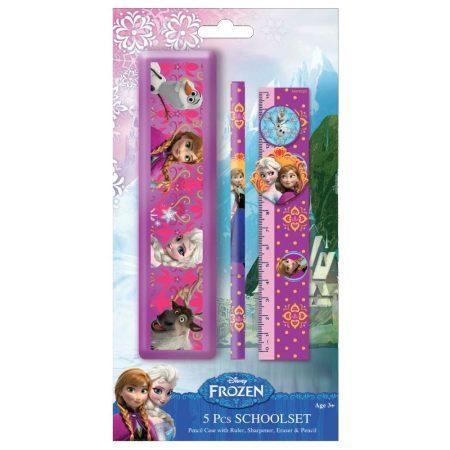Disney Jégvarázs tolltartó szett (5 db-os)