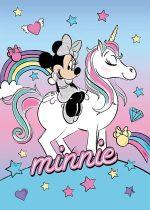 Minnie plüss takaró