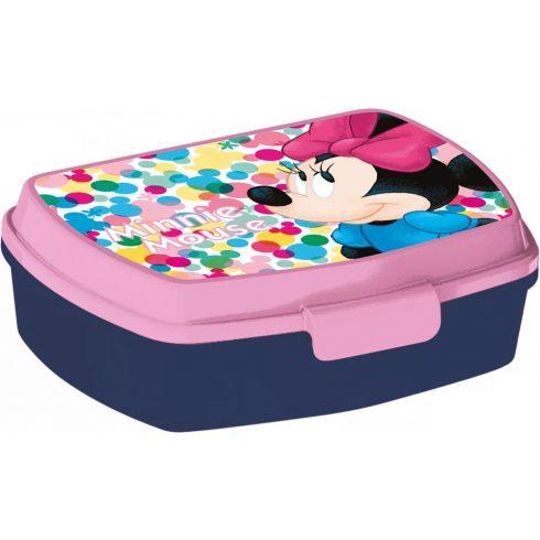 Disney Minnie szendvicsdoboz / uzsonnás doboz