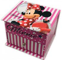 Minnie ékszertartó doboz