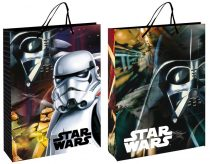 Star Wars ajándékzacskó - nagy
