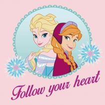 Disney Jégvarázs mágikus kéztörlő, arctörlő