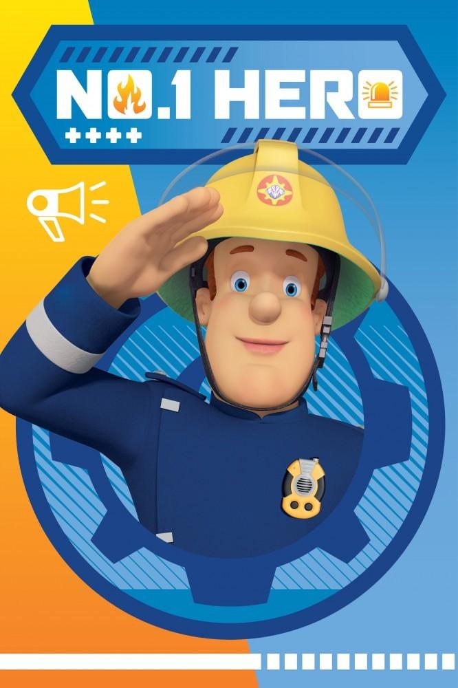 Sam a tűzoltó polár takaró - Mese Bazár - Disney gyerekjáték ... 6668f168d4