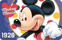 Mickey tányéralátét 3D