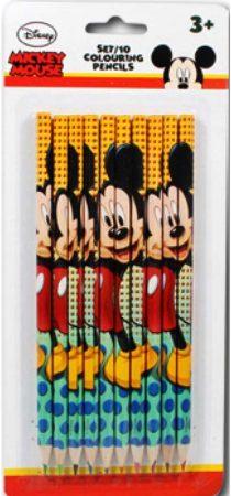 Disney Mickey színes ceruza