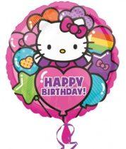 Hello Kitty fólia lufi