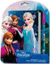 Disney Jégvarázs napló + toll