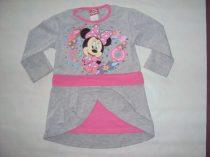 Disney Minnie tunika csillogó, flitteres mintával 92-es- UTOLSÓ DARAB