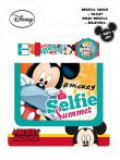 Disney Mickey digitális karóra + pénztárca