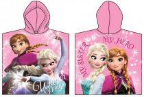 Disney Jégvarázs poncsó